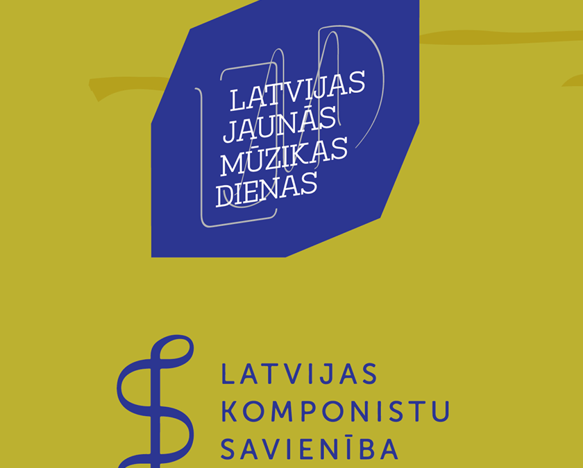 "The Festival ""Latvian New Music Days"""