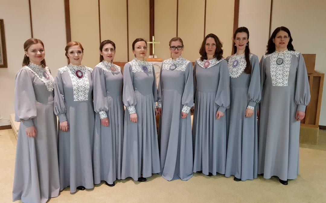 """Latviešu komponistu mūzika grupas """"Putni"""" jubilejas koncertā """"Ornamenti"""" 01.10.18."""