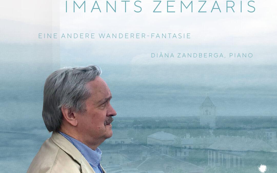 Jauns Imanta Zemzara klaviermūzikas albums